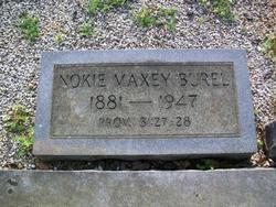 Nokie <I>Maxey</I> Burel