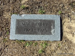 Mac Avery