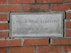 Lola Pentecostal Cemetery