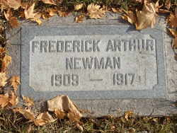 Fredrick Arthur Newman