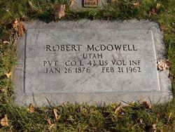 "Robert ""Bob"" McDowell"