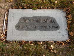 John Augustine Marshall