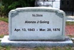 Alonzo J Going