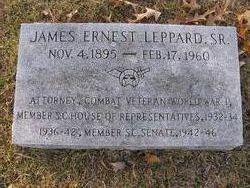 James Ernest Leppard, Sr