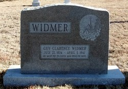 Guy Clarence Widmer