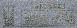 Myrtle Louise <I>Temples</I> Arnold