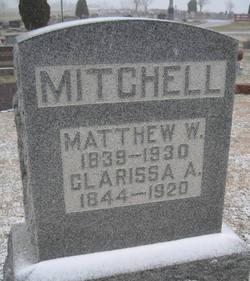 Clarissa Agnes <I>White</I> Mitchell
