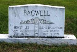 Hovey Lee Bagwell