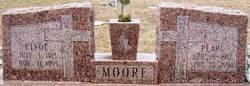 Clyde Oran Moore