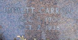 Emmett Carroll Hill