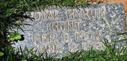 Royal Hyrum Hunt