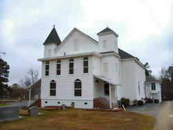 Taw Caw Baptist Church Cemetery