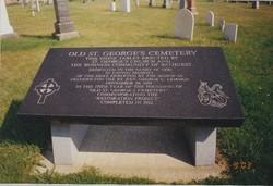 Old Saint George's Cemetery