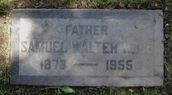 Samuel Walter Hooe
