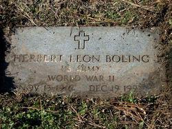Herbert Leon Boling
