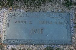 Annie <I>Strange</I> Ivie