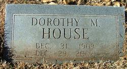 Dorothy Evelyn <I>McQuistion Walden</I> House