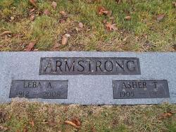 Asher T Armstrong