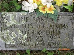 Infant Sons Adams