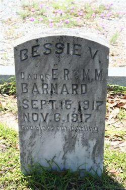 Bessie V Barnard