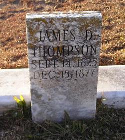 Dr James Dalrymple Thompson