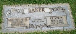 Marie Guatalupe Baker