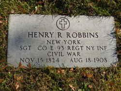 Henry R Robbins