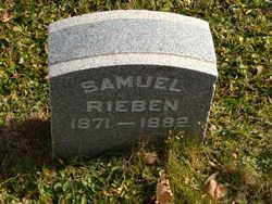 Samuel Rieben