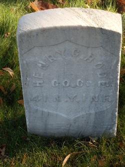 "Henry Charles ""Rhode"" Rode"