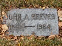 John Alfred Reeves