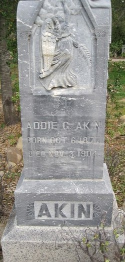 Addie Grace Akin