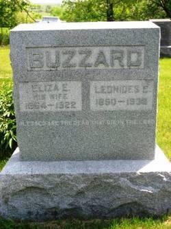 "Leonides Emery ""Leo"" Buzzard"