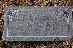Joe Newland Bailey, Jr