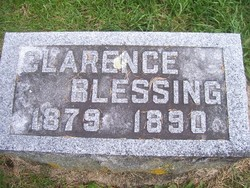 Clarence Blessing