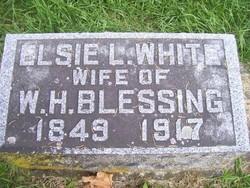 Elsie L <I>White</I> Blessing