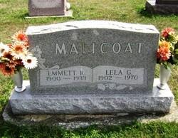 Emmett R Malicoat