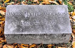 James Blythe Anderson