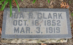 Ida R Clark