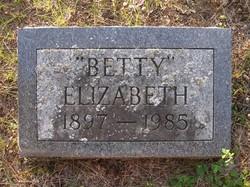 Betty Elizabeth Alajoki