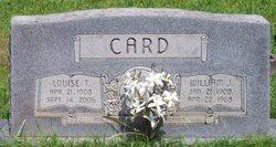 William Joseph Card