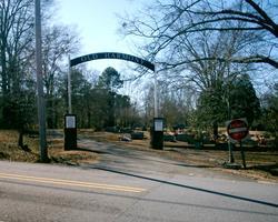 Old Harmony Baptist Church Cemetery