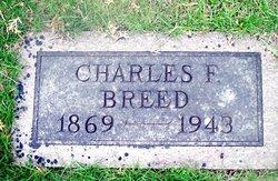 Charles F Breed