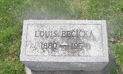 Louis Becicka