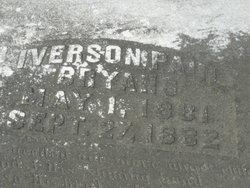 Iverson Paul Bryans