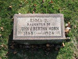 Emma B. Horn
