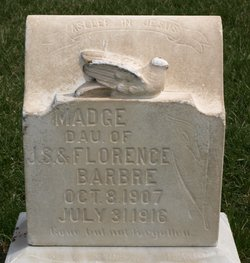 Madge Carrie Barbre