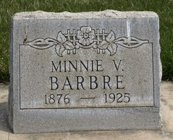 Minnie V Barbre