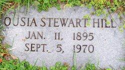 Ousia <I>Stewart</I> Hill