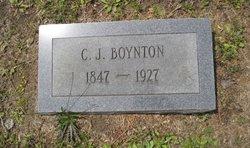 C J Boynton
