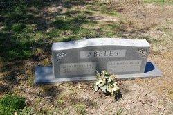 Christine Cornelia <I>Sharp</I> Abeles